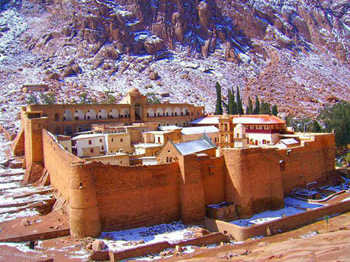st-catherine-monastery-day-trips-from-sharm